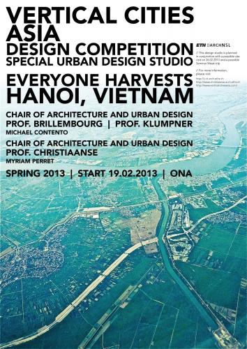 Vertical Cities Asia – Hanoi