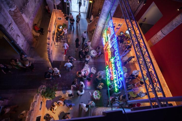 Torre David: Gran Horizonte at the Venice Architecture Biennale