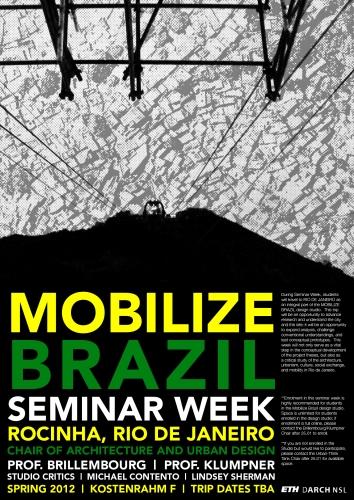 Mobilize Brazil Fieldtrip