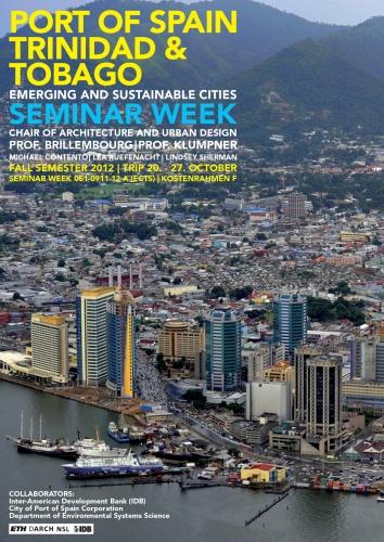 Trinidad & Tobago, Port of Spain