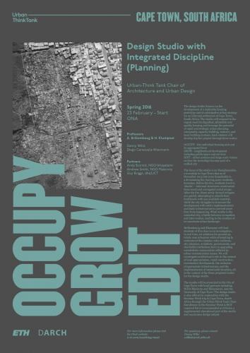 Occupy / Grow / Edit