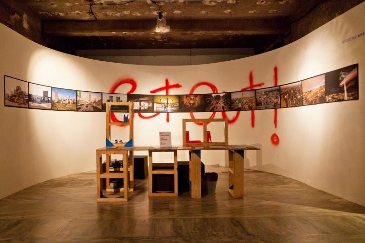 Architecture at 24 Frames per Second at the Trienal de Lisboa