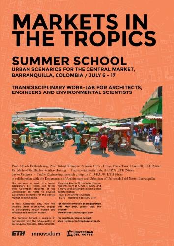 Markets in the Tropics Summer School