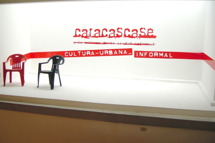 Caracascase in Sala Mendoza