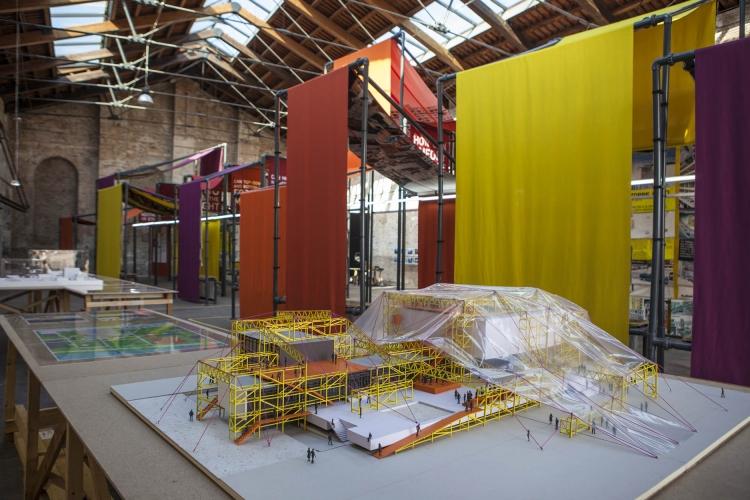 Sarajevo Now at the Venice Architecture Biennale