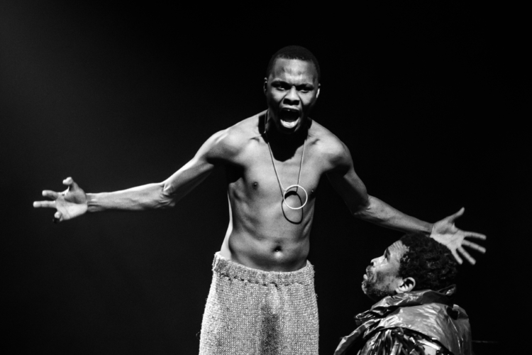 Holy Contract at the Cape Town Fringe Festival