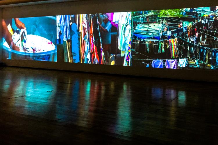 Gran Horizonte at 2017 Jeju Art Biennale